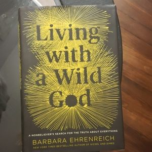 Living with a Wild God book